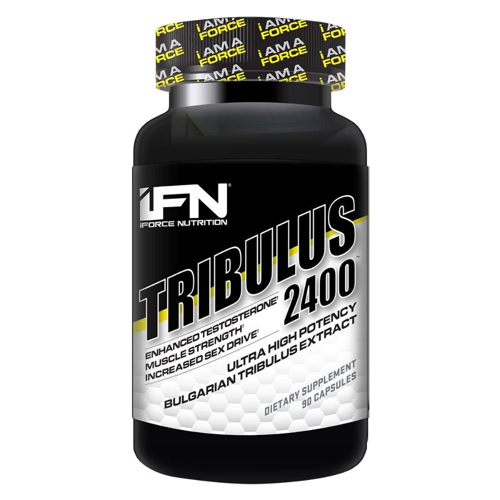 Tribulus 2400 by iFORCE Nutrition Testosterone Boosters IFORCE  (1058772811819)