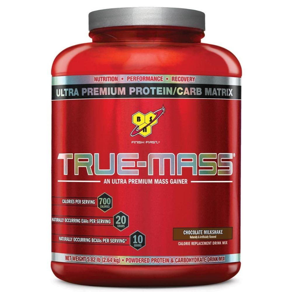 True-Mass by BSN 5.75lbs. Protein BSN  (1058039726123)