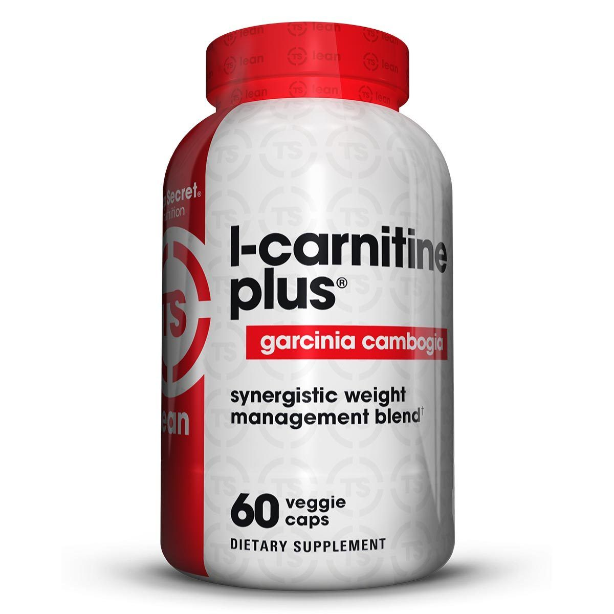 Top Secret Nutrition L-Carnitine Plus Garcinia Cambogia 60 Caps Diet/Energy TOP SECRET NUTRITION  (1059309420587)