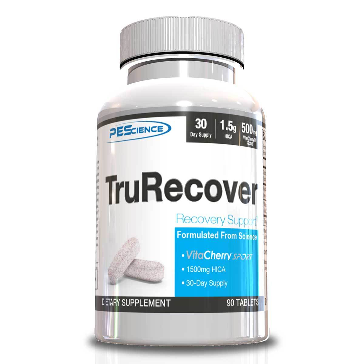 PEScience TruRecover 90 Tablets Sport Performance / Recovery PEScience  (1059343859755)