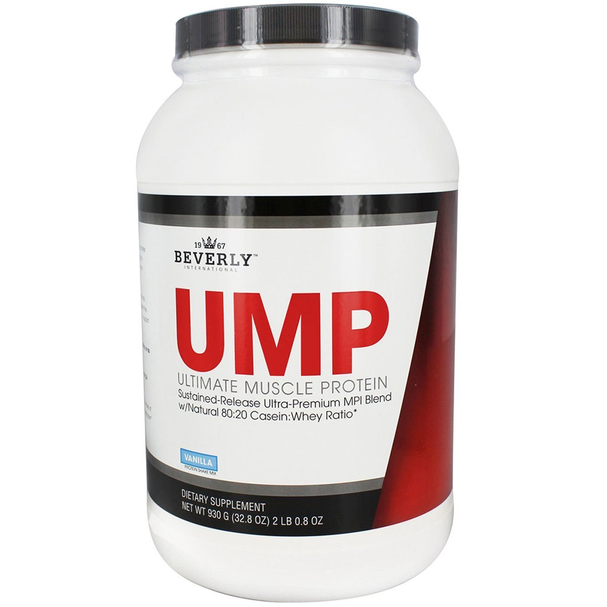 Beverly International Ultimate Muscle Protein 2 lbs Protein Beverly International  (1058002894891)