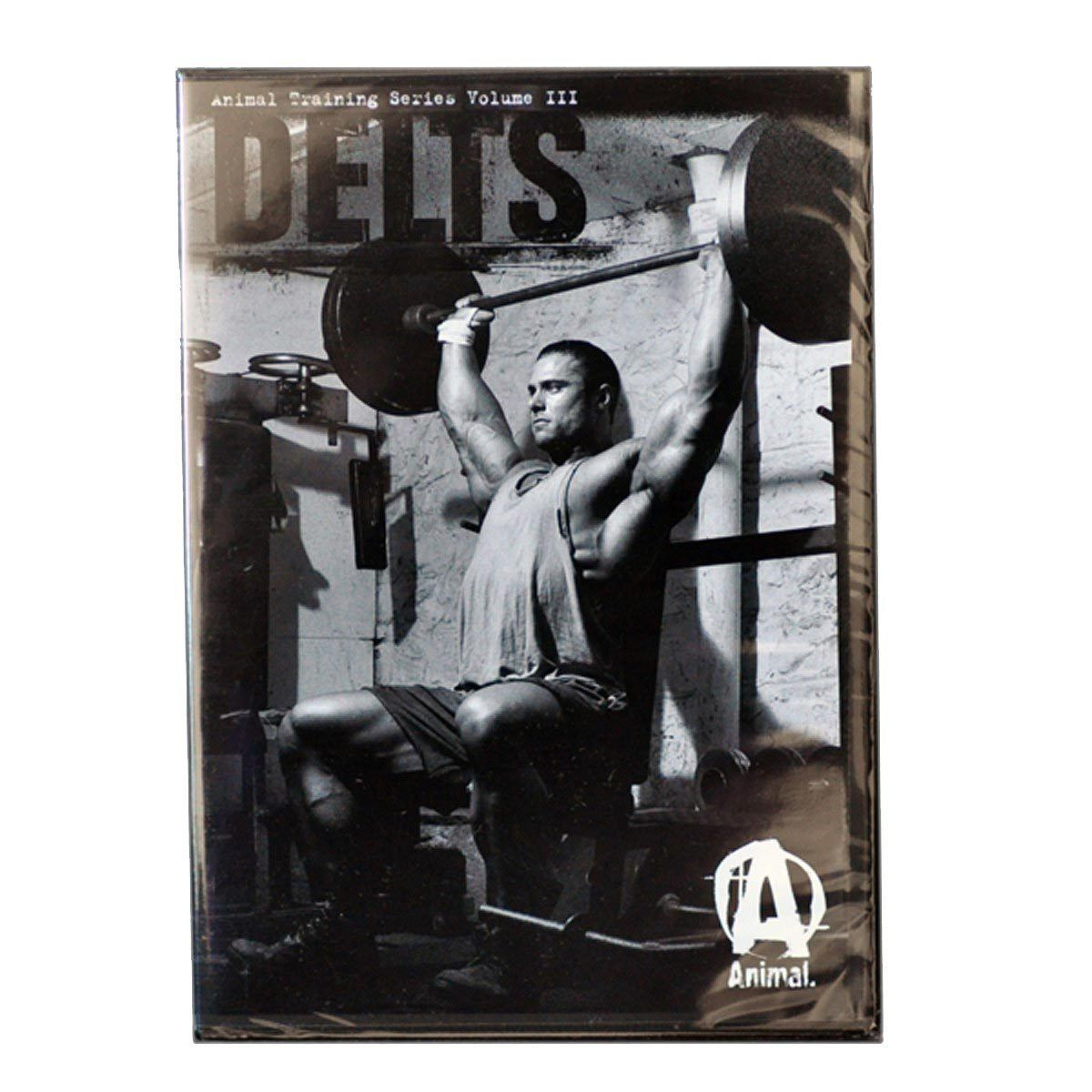 Universal Animal Delts Training DVD Fitness Accessories and Apparel Universal  (1058082324523)