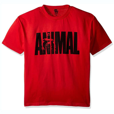 Universal Animal Iconic Tee Red Large Fitness Accessories and Apparel Universal  (1059291299883)
