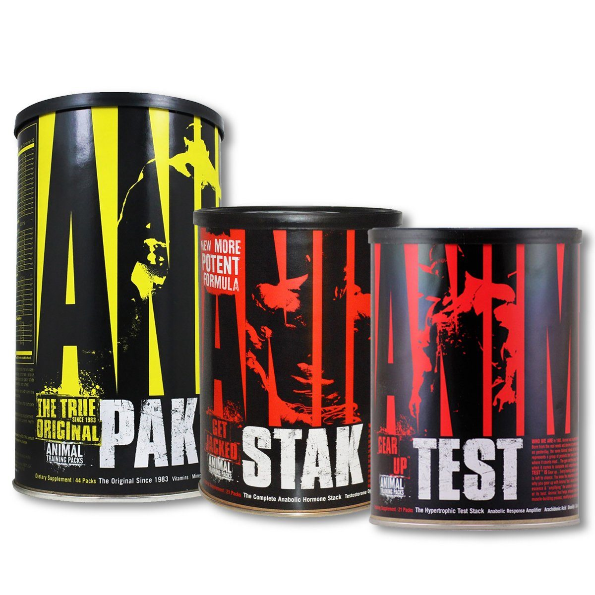 Universal The Test Explosion Stack Testosterone Boosters Universal  (1163237883947)