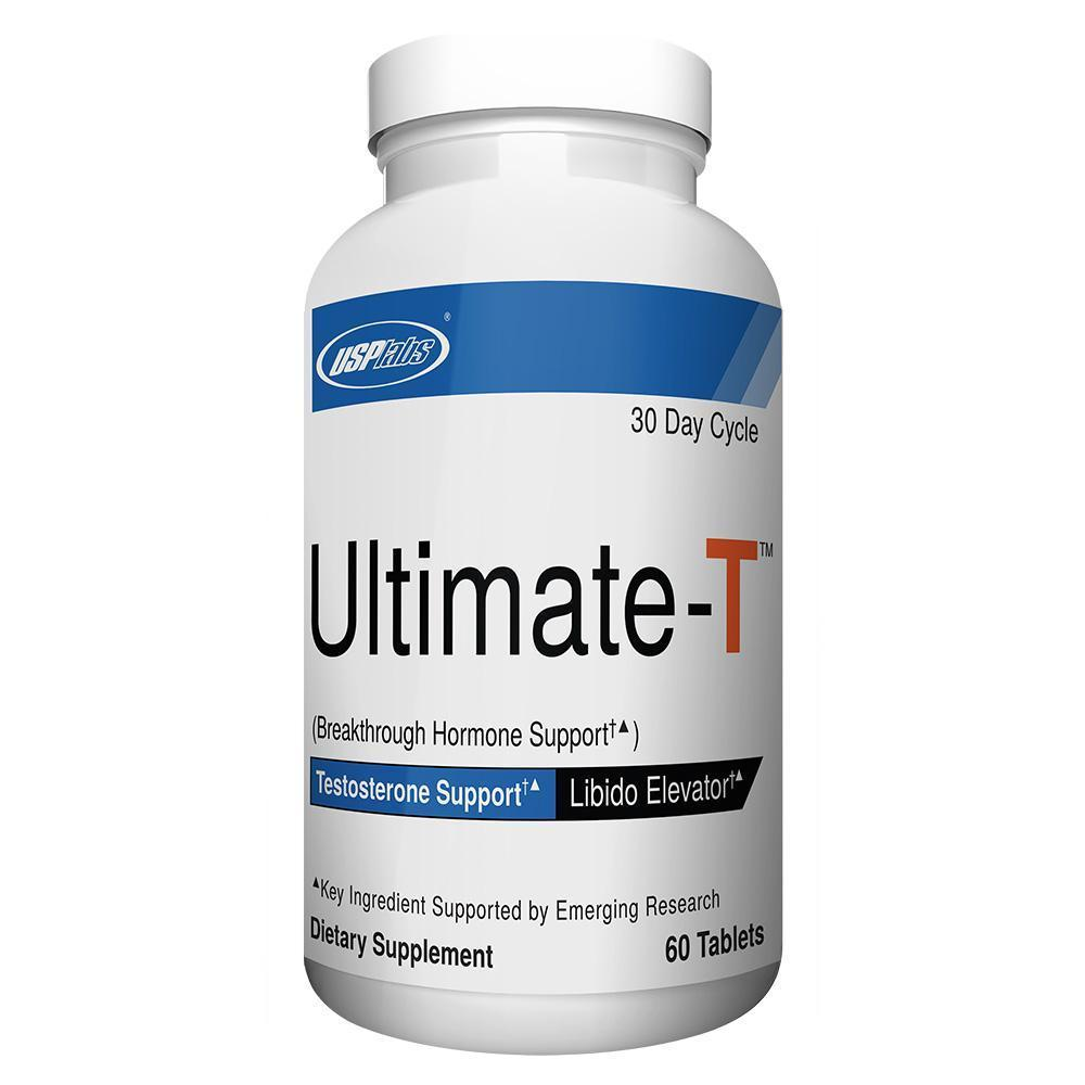 USP Labs Ultimate-T 60 Capsules Specialty Health Products USPLABS  (1814428614699)