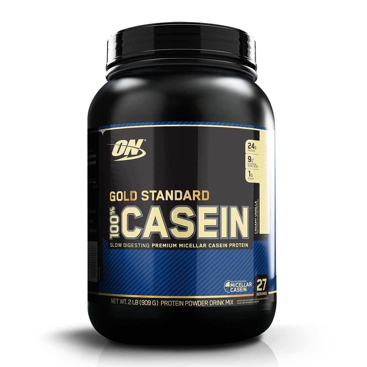 Optimum Nutrition 100% Casein 2 Lbs Protein Optimum Nutrition  (1058013904939)