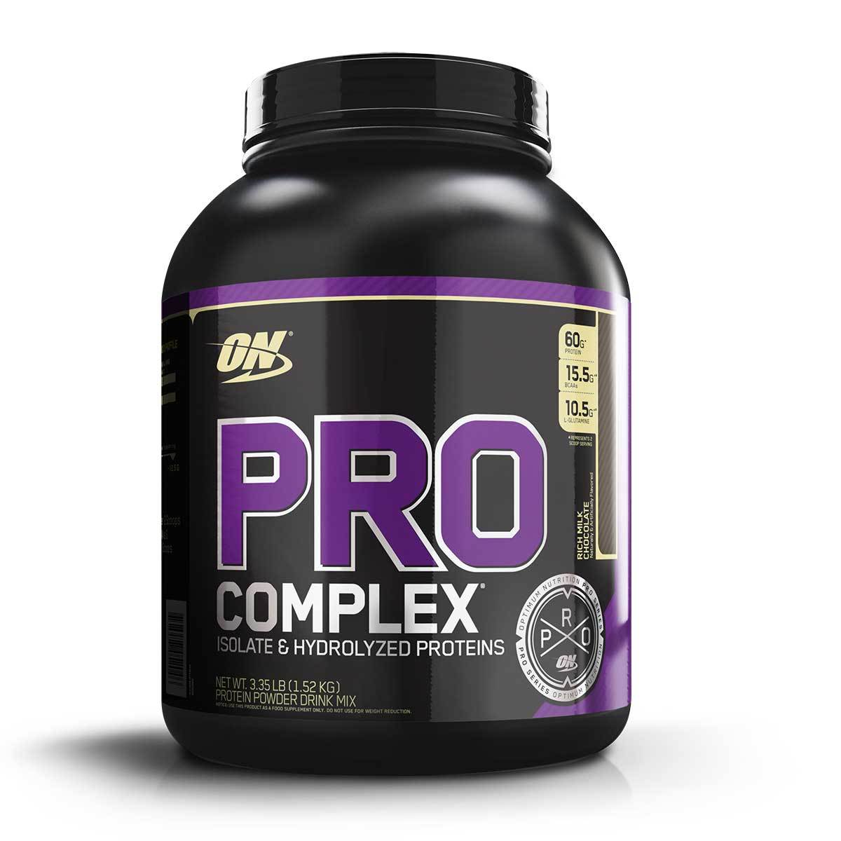 Optimum Nutrition Pro Complex 20 Servings Protein Optimum Nutrition  (1059038593067)