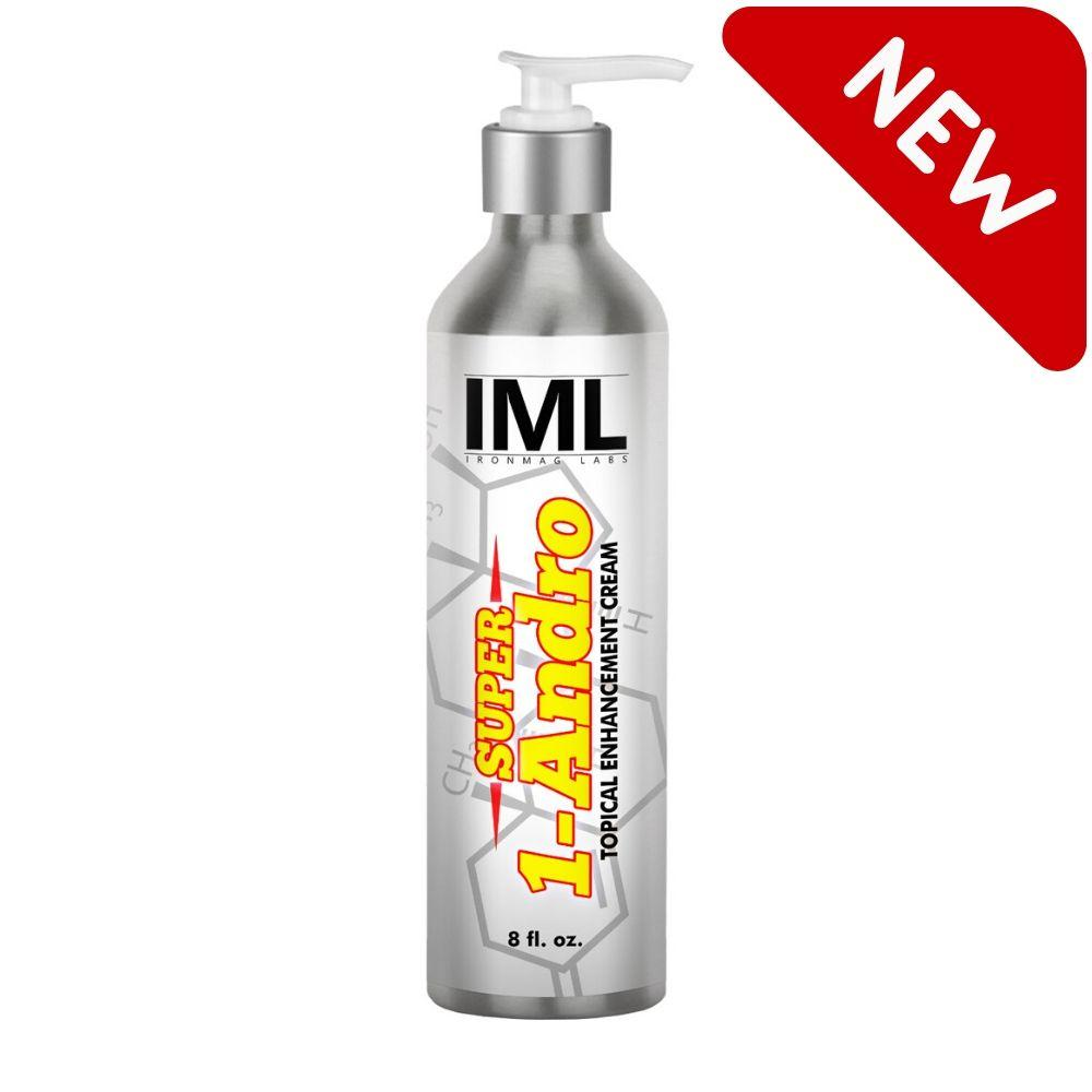 IronMag Labs Super 1-Andro Cream 8 fl oz. Top 50 IronMag Labs  (1059047407659)