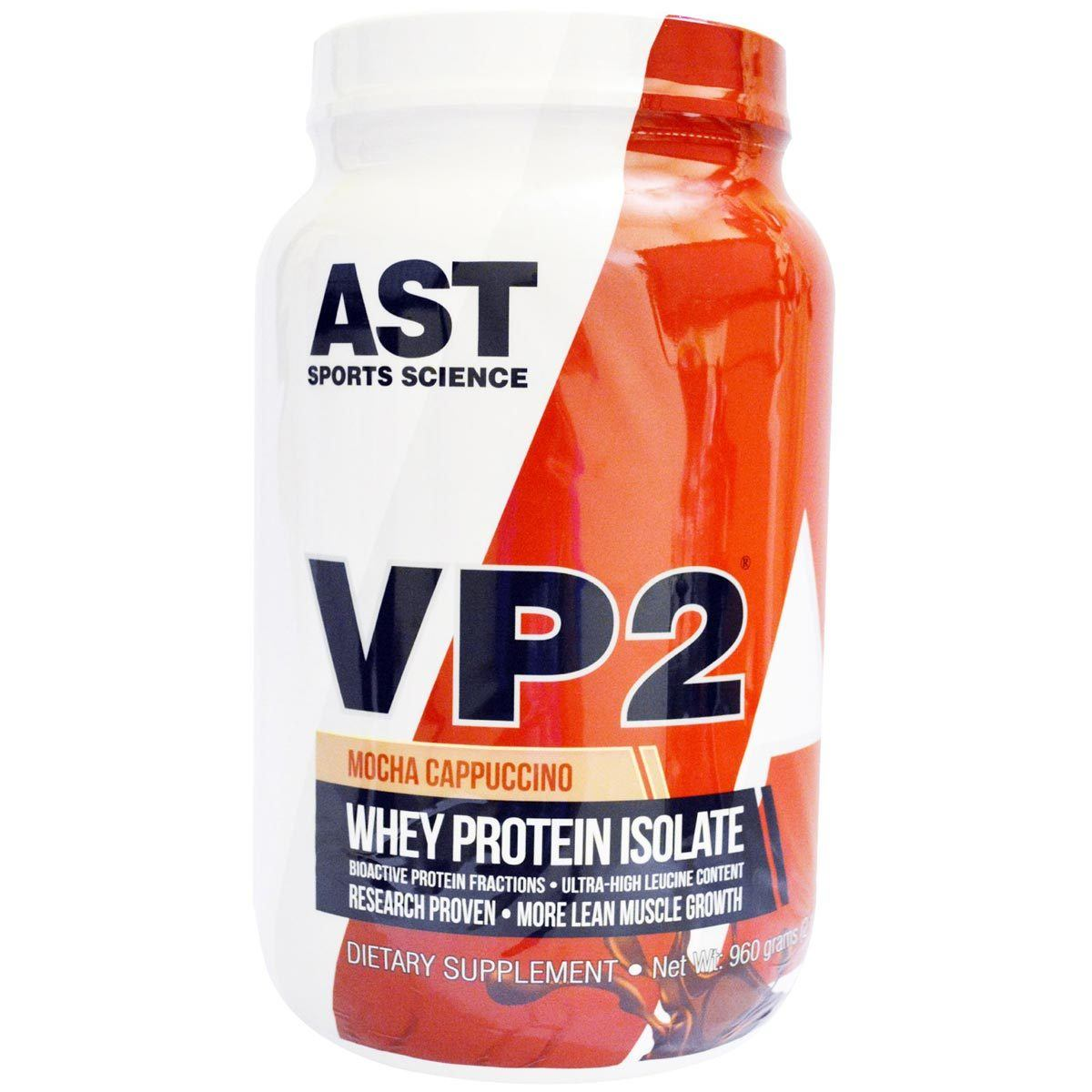 AST VP2 Whey Protein Isolate 2 lbs Protein AST  (1058166013995)