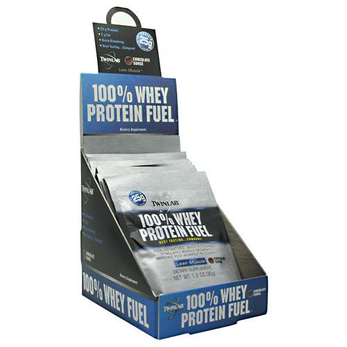 100%WHEY PROTEIN FUEL CHOC 10/ Protein vendor-unknown  (1058617327659)