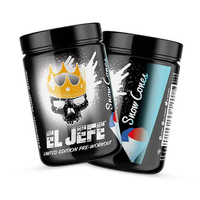 ASC Supplements El Jefe 40 Sv Pre-Workouts ASC Supplements Snow Cones