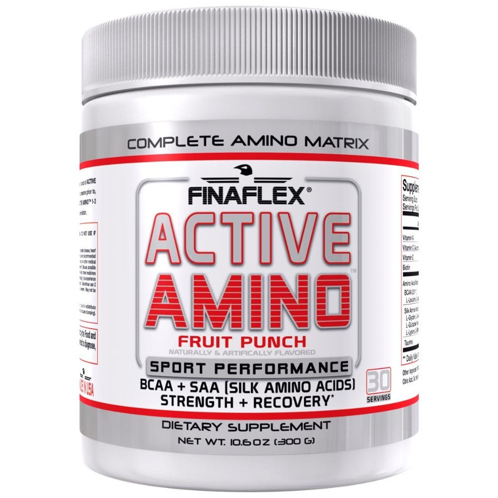 Finaflex Active Amino 30 Servings Amino Acids Finaflex (redefine Nutrition)  (1059281207339)
