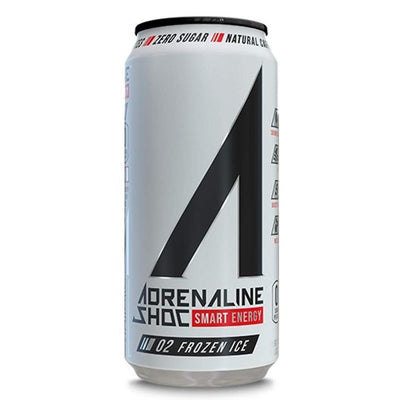 Adrenaline Shoc 12/Case Drinks Adrenaline Shoc Frozen Ice  (4344211341377)