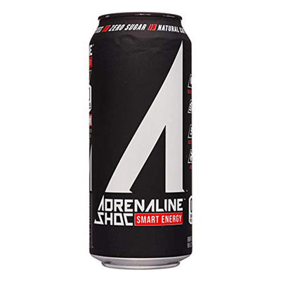 Adrenaline Shoc 12/Case Drinks Adrenaline Shoc Shoc Wave  (4344211341377)