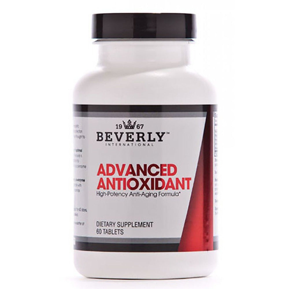 Beverly International Advanced Antioxidant Compound 60 Tablets Sport Performance / Recovery Beverly International  (1058007973931)