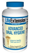 Life Extension Advanced Oral Hygiene 60 vegetarian mint Lozenges Personal Care Life Extension  (1058263564331)