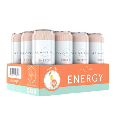 Alani Nu Energy RTD 12/Case Drinks Alani Nu Mimosa  (4407836246081)