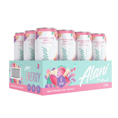 Alani Nu Energy RTD 12/Case Drinks Alani Nu