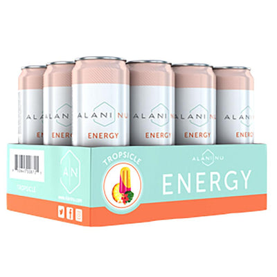 Alani Nu Energy RTD 12/Case Drinks Alani Nu Tropsicle  (4407836246081)
