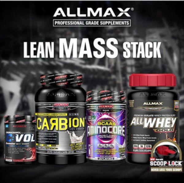 Allmax Nutrition Lean Mass Stack Sport Performance / Recovery Allmax Nutrition  (1161440002091)