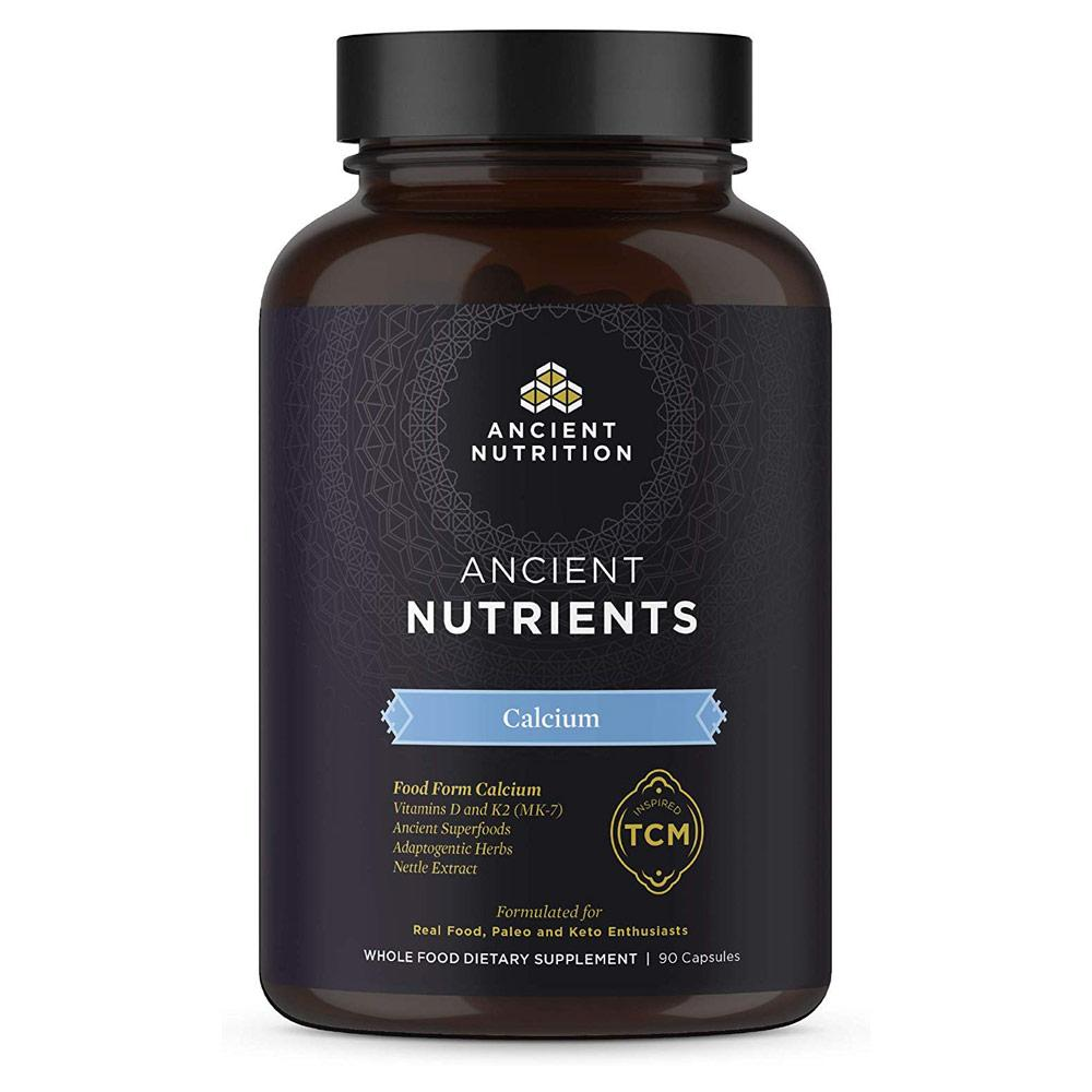 Ancient Nutrients Calcium 90C Vitamins & Minerals Ancient Nutrition  (4336675061825)
