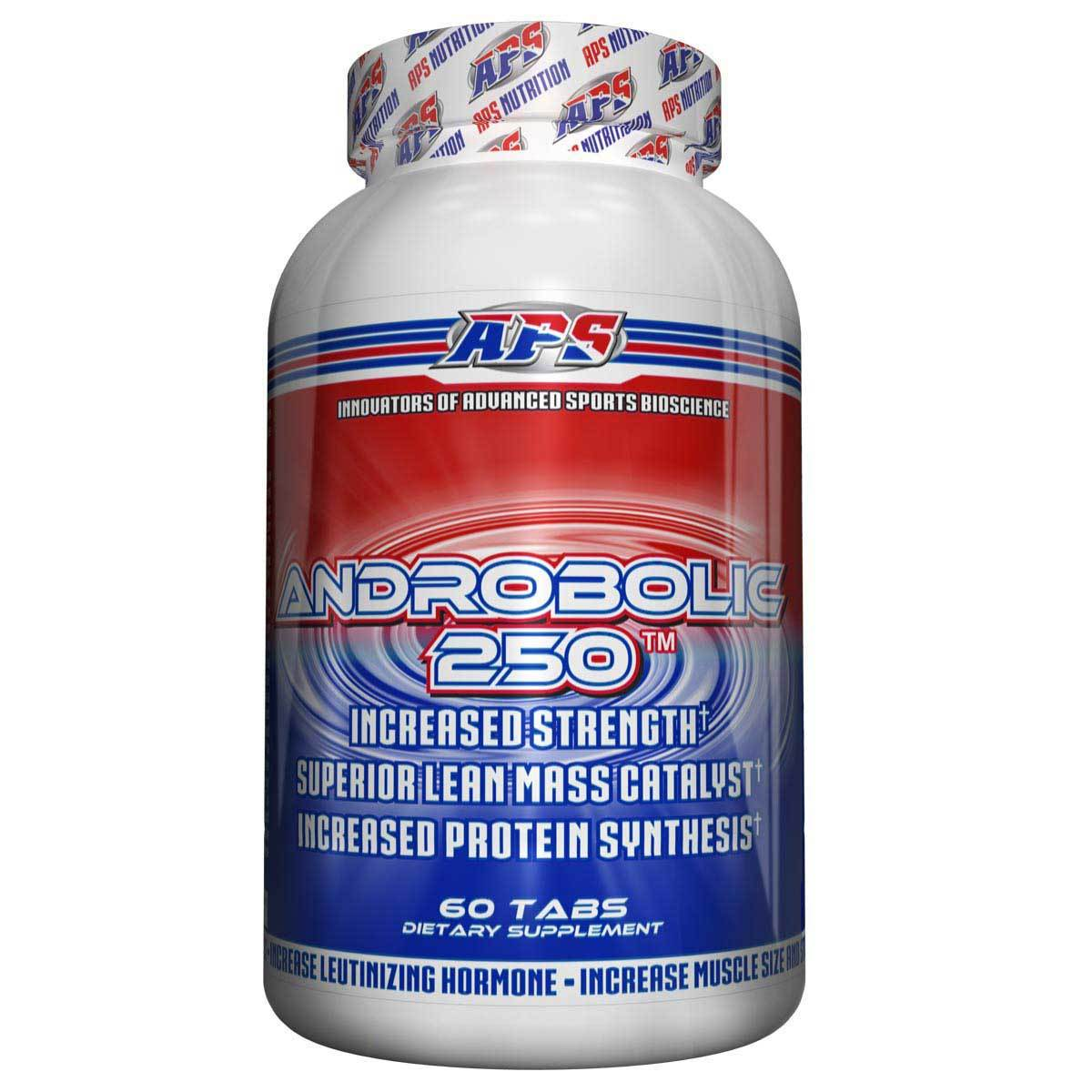 APS Nutrition Androbolic 250 60T Sport Performance / Recovery APS Nutrition  (1059304603691)