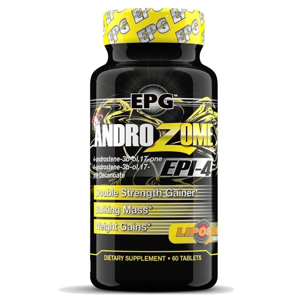 EPG Androzome Epi-4 60T Prohormones, Andro & Support EPG  (1059204988971)