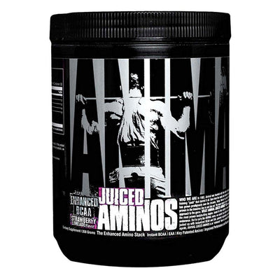 Animal Juiced Aminos 30 Servings Amino Acids Universal Strawberry Limeade  (1556171718699)