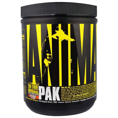Animal Pak Powder 22 Servings Multi Vitamins Universal Orange  (1460092764203)