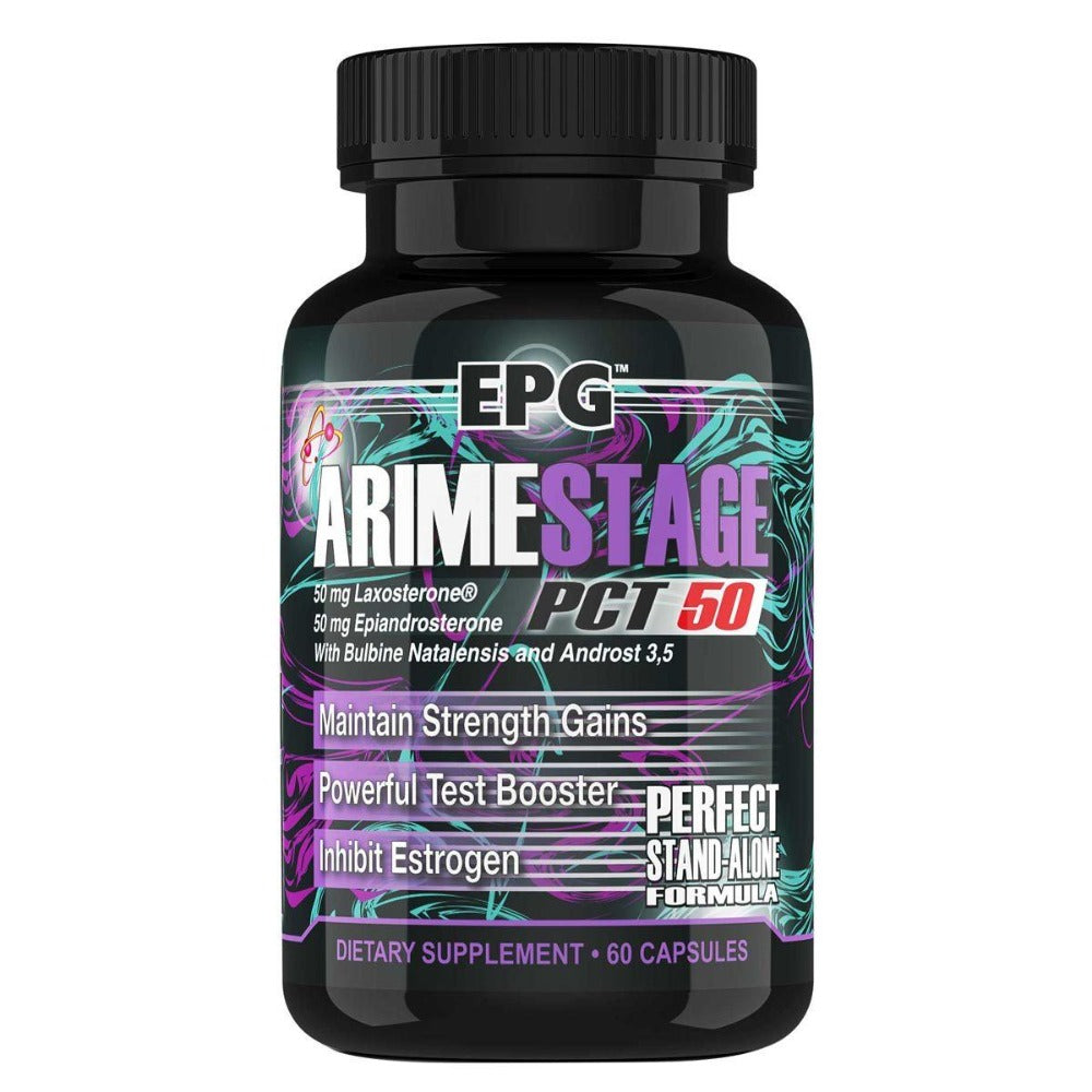 EPG Arime PCT Stage 5 60 Caps Discontinued EPG  (1059071983659)