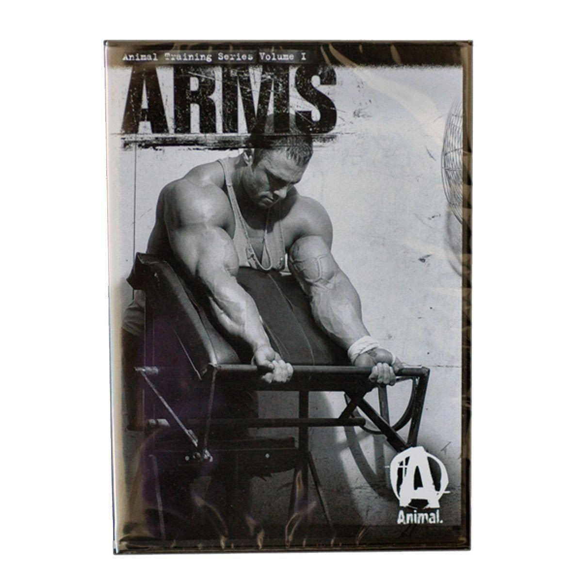 Universal Animal Arms Training DVD Fitness Accessories and Apparel Universal  (1058050506795)
