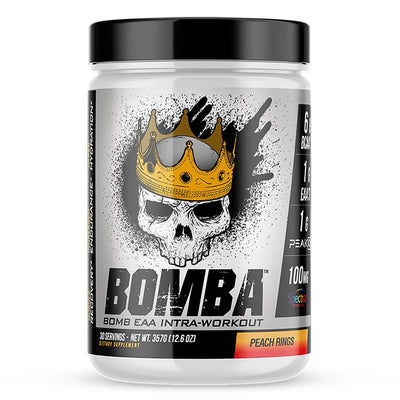 ASC Supplements Bomba 30/sv Amino Acids ASC Supplements Peach Rings  (4558781644865)