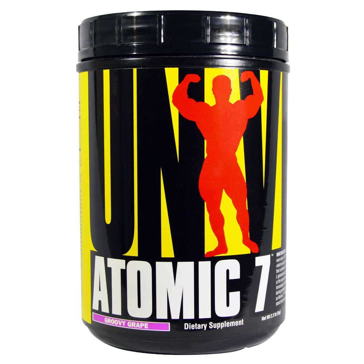 Universal Atomic 7 2.2 Lbs Groovy Grape Amino Acids Universal  (1411462266923)