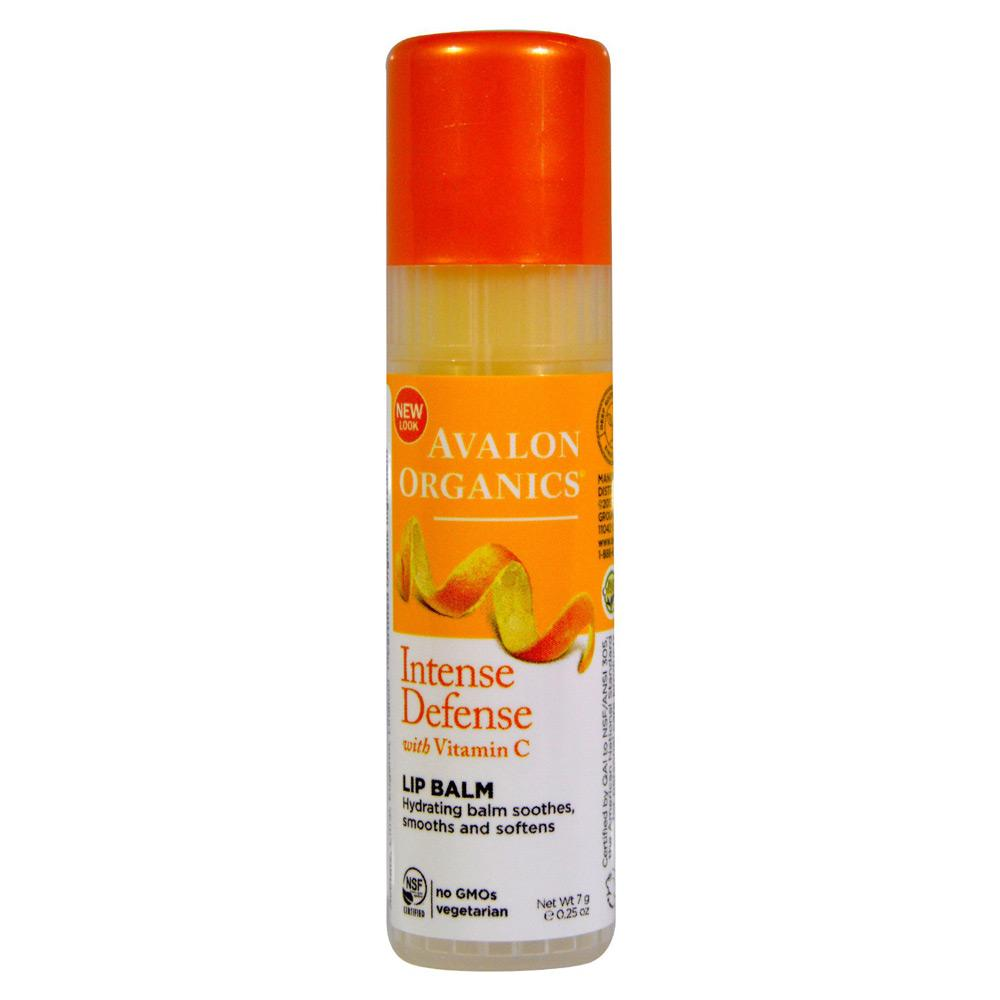 Avalon Organics Vitamin C Lip Balm Specialty Health Products Avalon Organics  (1758786617387)