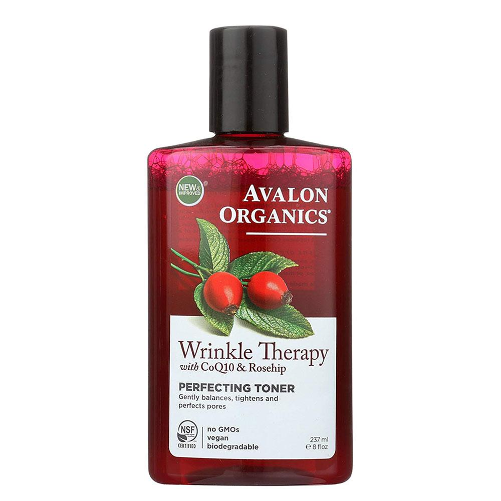 Avalon Organics Facial Toner with CoQ10 Personal Care& - Hygeine Avalon Organics  (1758786551851)