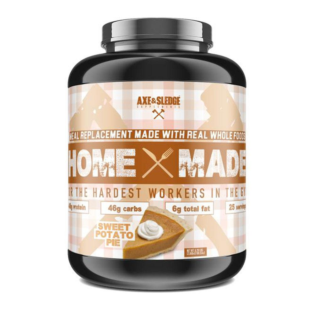 Axe & Sledge Home Made 25 Servings Protein Powders AXE & SLEDGE Sweet Potato Pie  (4345719423041)