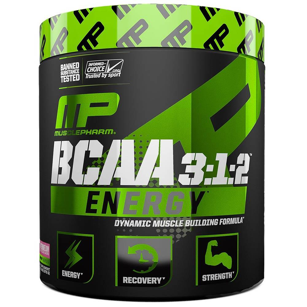 Muscle Pharm BCAA 3:1:2 Energy 30 Servings Amino Acids Muscle Pharm Watermelon  (1691669987371)