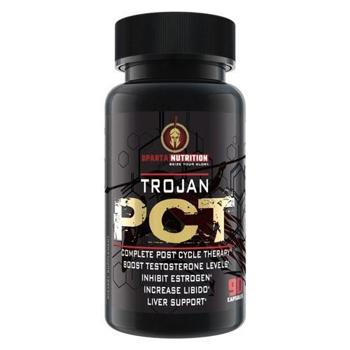 SPARTA TROJAN PCT 90C Prohormones, Andro & Support My Supplement Store  (1059316662315)