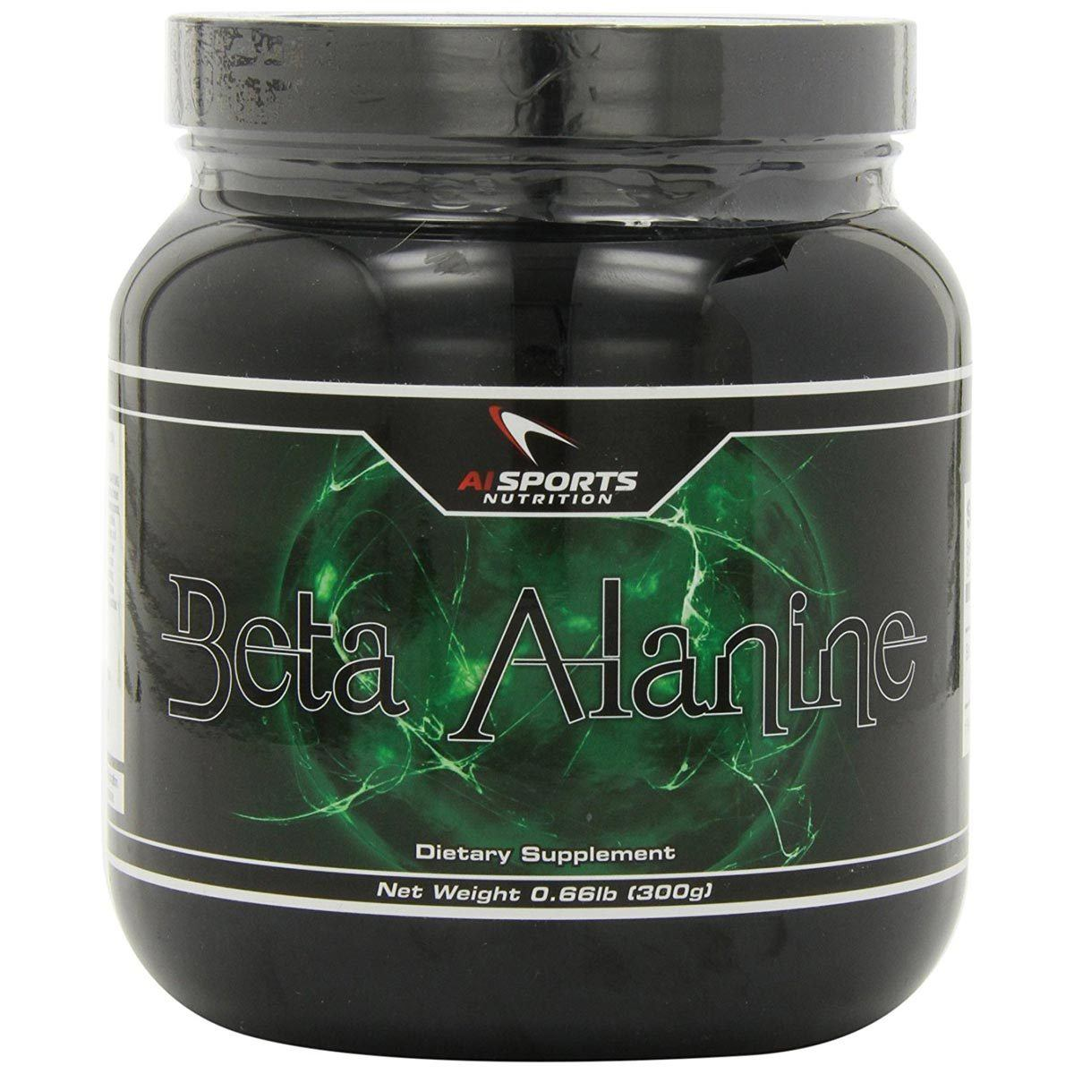 AI Sports Nutrition Beta Alanine 300 Grams Sport Performance / Recovery AI Sports Nutrition  (1058778054699)