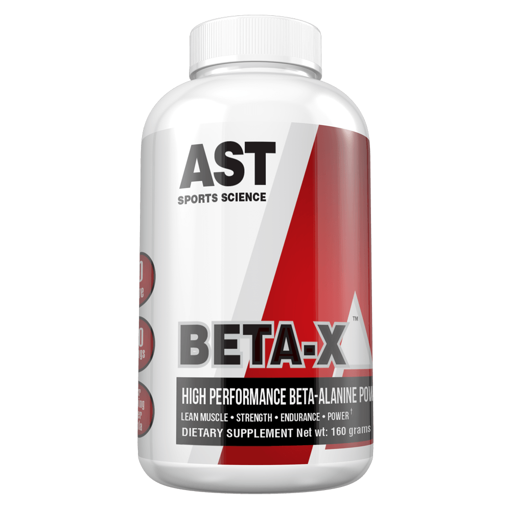 AST Beta-X 160 Servings Sports Performance & - Recovery AST  (1058869510187)
