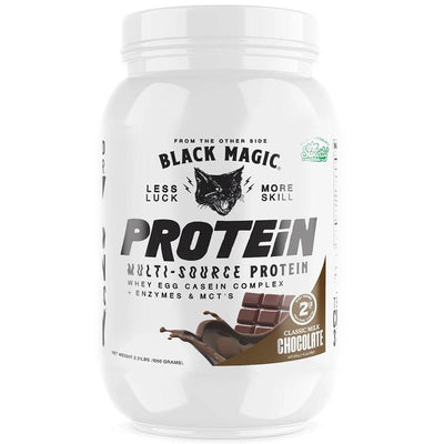 Black Magic Protein 2lb Protein Powders Black Magic Chocolate