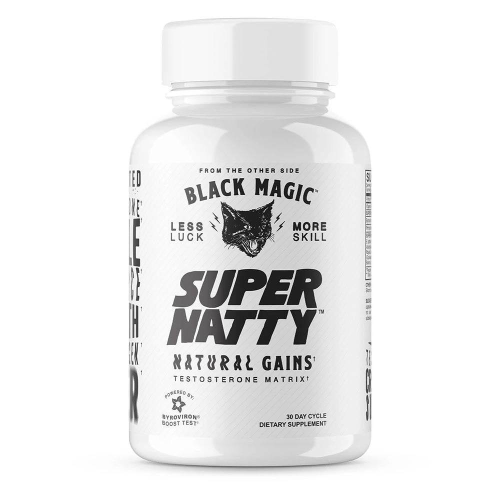 Black Magic Super Natty 120c Sports Performance Recovery Black Magic  (4598215016513)