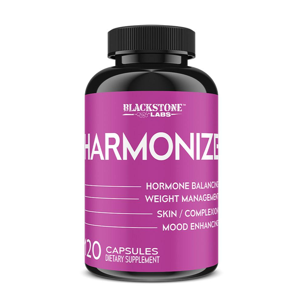 Blackstone Labs Harmonize 120 Capsules Specialty Health Products Blackstone Labs  (4380728229953)