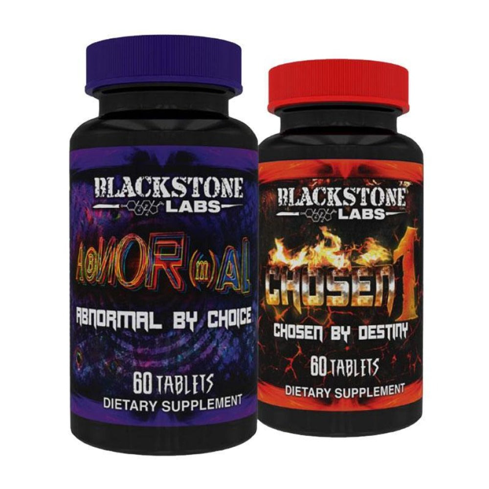 Blackstone Labs Power & Fire Stack Prohormones, Andro & Support Blackstone Labs  (1197853048875)