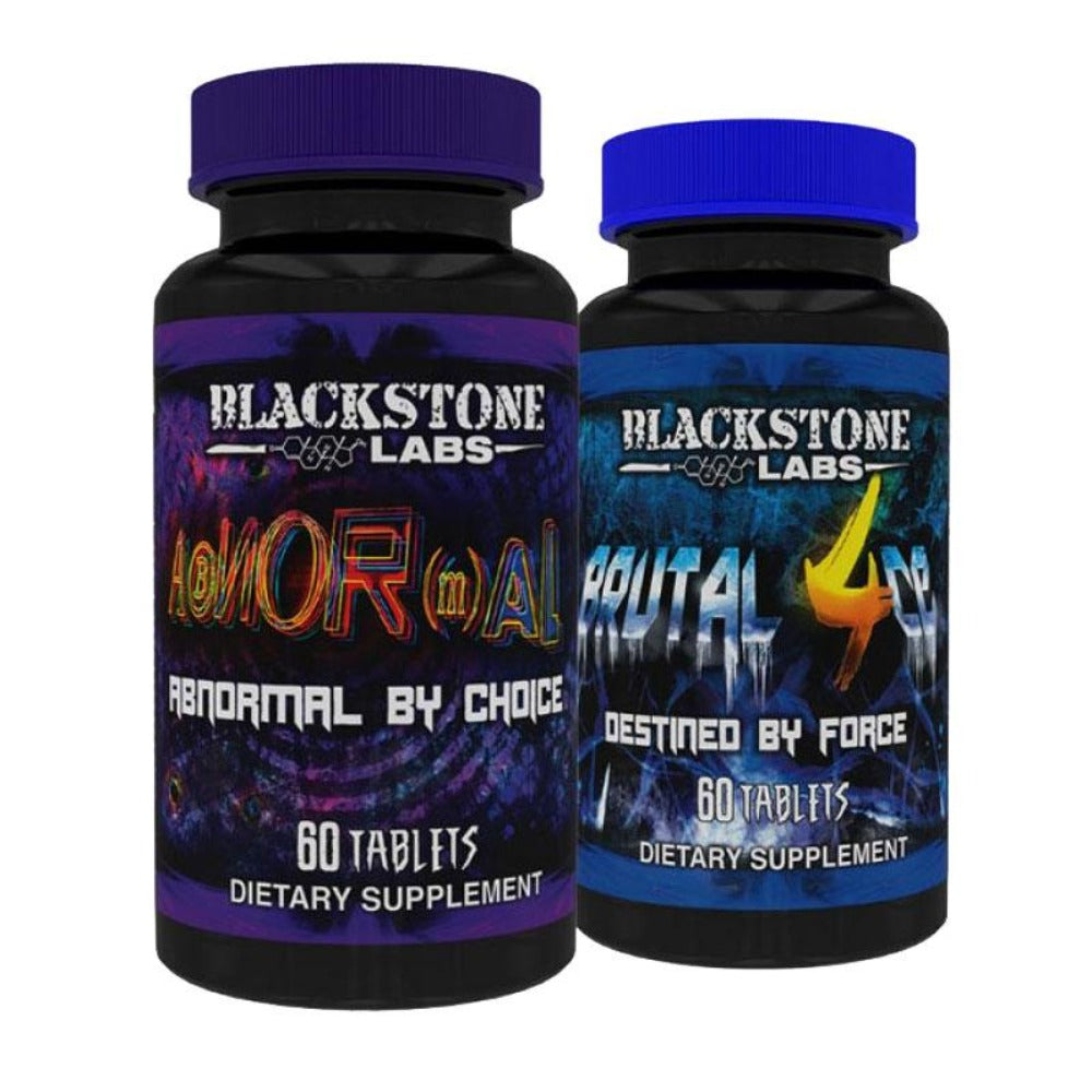 Blackstone Labs Power & Ice Stack Prohormones, Andro & Support Blackstone Labs  (1161515630635)