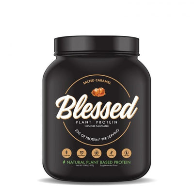 Blessed Plant Protein 1lb Protein Powders Blessed  (4308058046529)