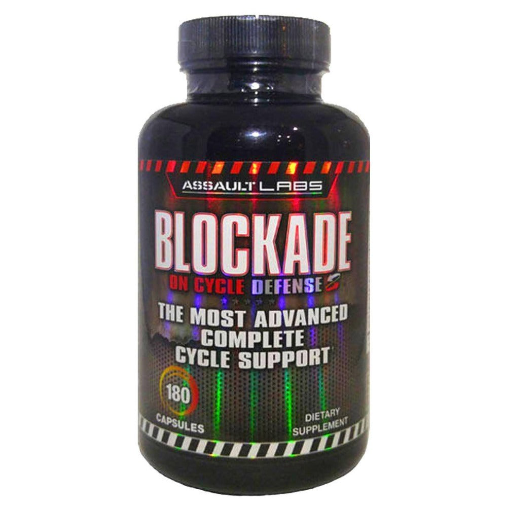 Assault Labs Blockade 180 Caps Sport Performance / Recovery Assault Labs  (1058860892203)