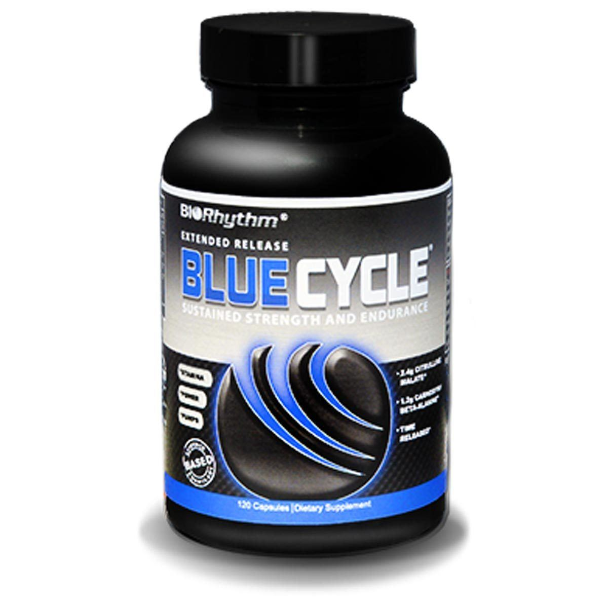 BioRhythm Blue Cycle 120 Caps Sport Performance / Recovery BioRhythm  (1059192602667)