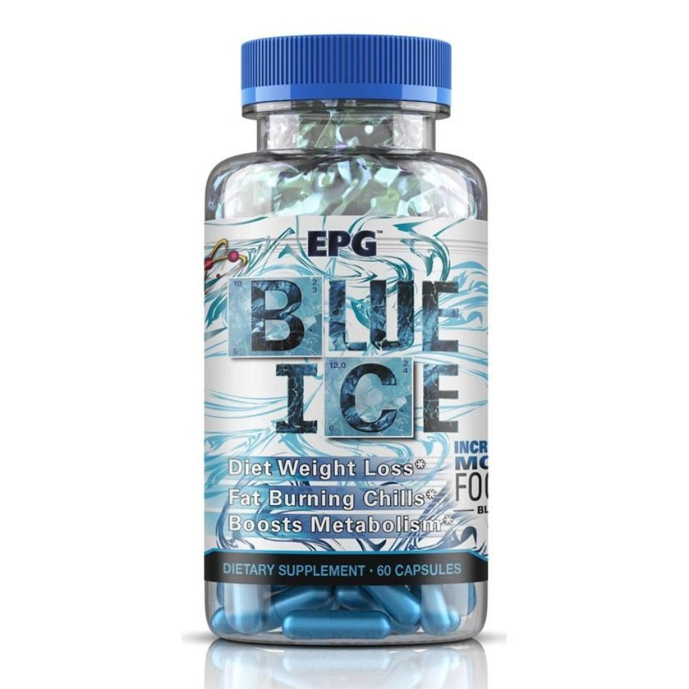 EPG Blue Ice 60 Caps Fat Burner EPG  (1211735998507)