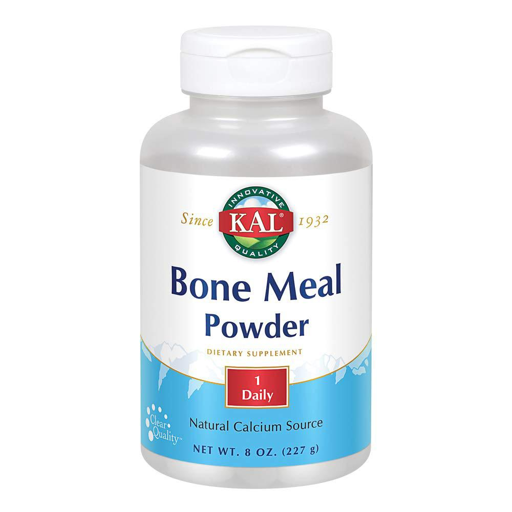 Kal Bone Meal Powder 8oz | Bone & Tooth Health Joint Aid Kal  (1778931040299)